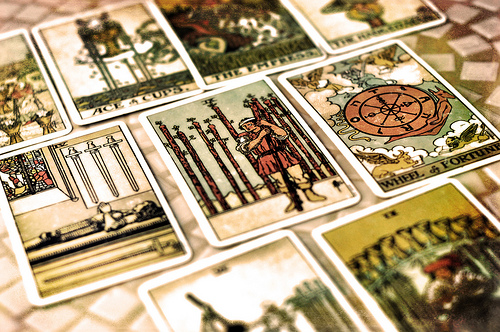 Arcanos Menores do Tarot